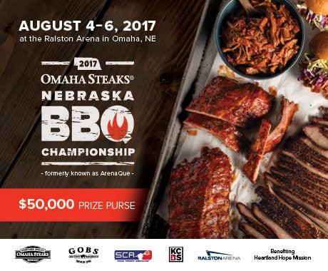 2017 Omaha Steaks Nebraska Bbq Championship