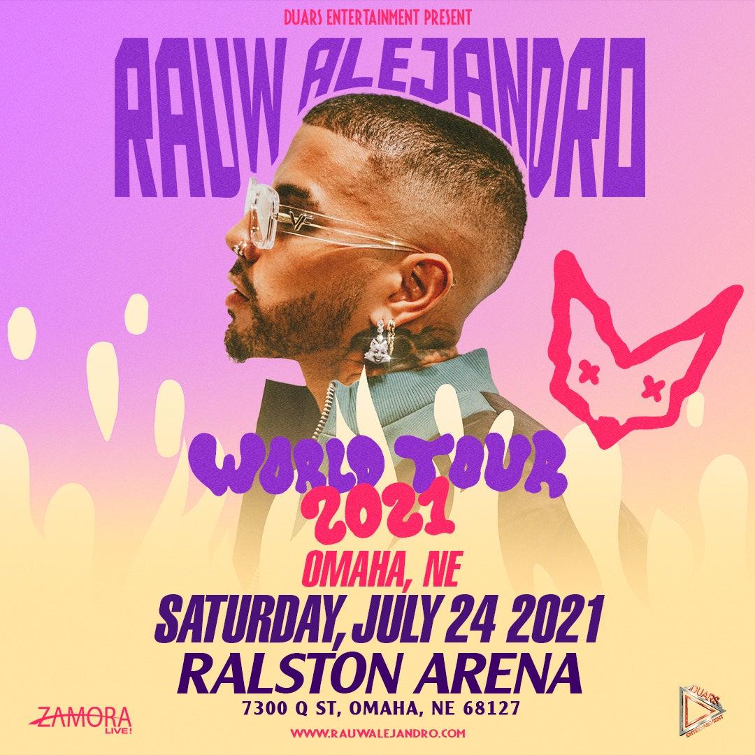More Info for RAUW ALEJANDRO