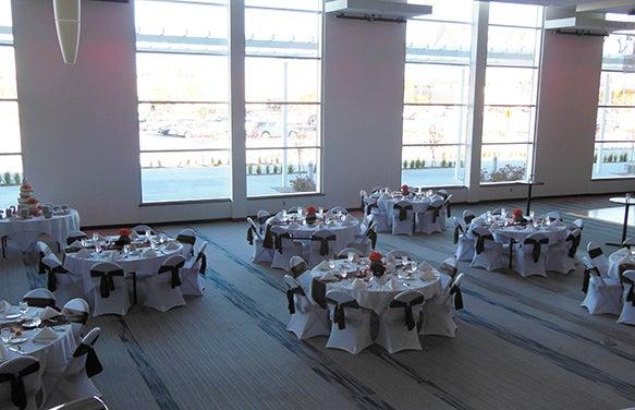 Ralston Arena Banquet Hall