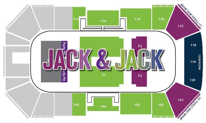 Jack & Jack Seating chart
