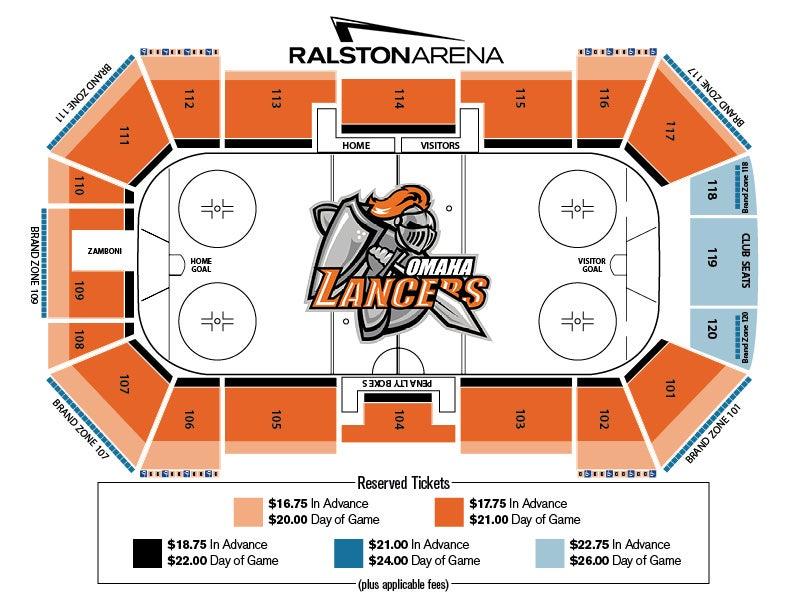 Lancers vs lincoln stars ralston arena