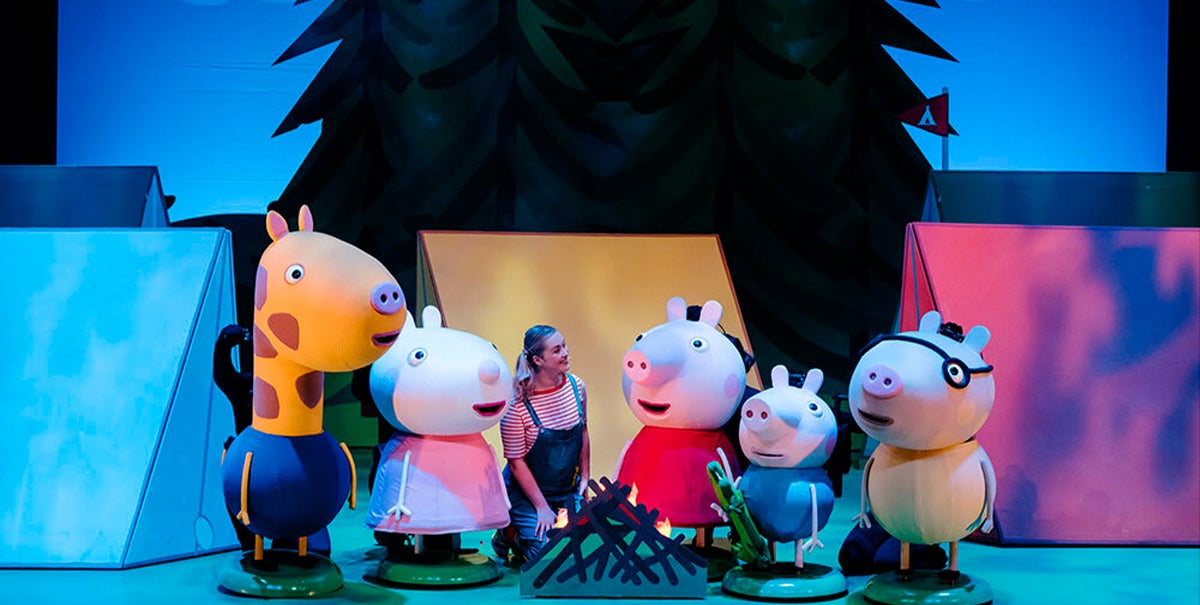 Peppa Pig Live! POSTPONED