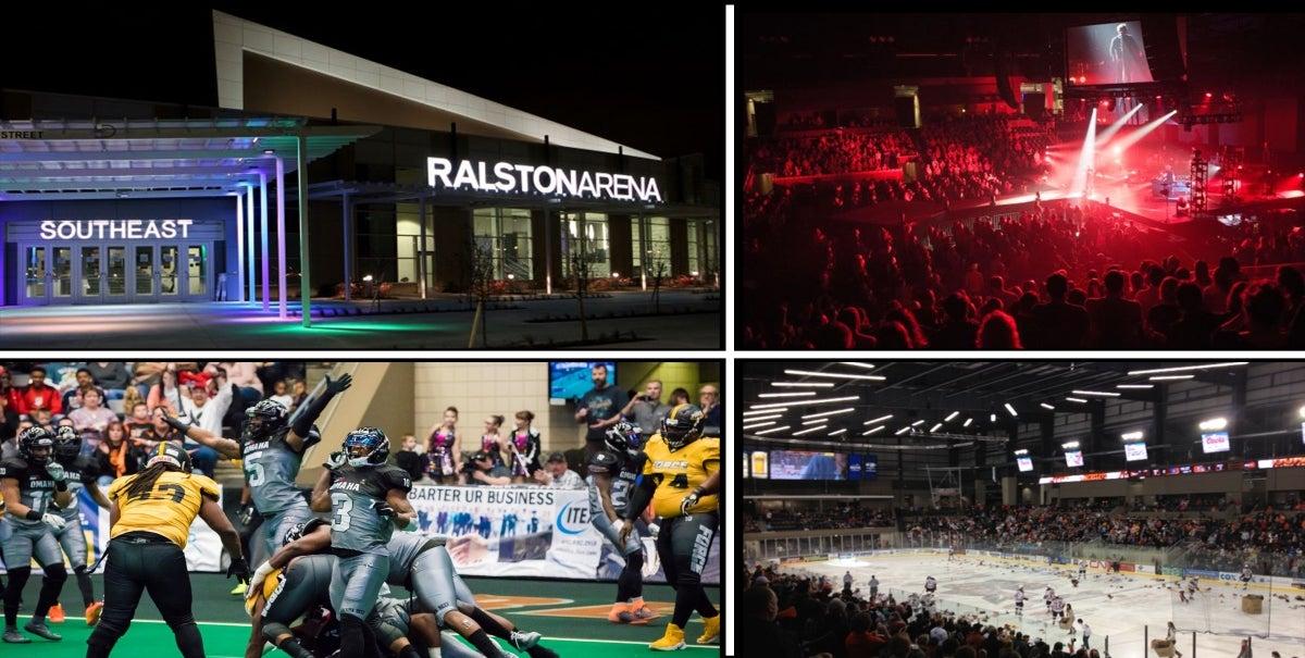 Ralston Arena COVID-19 Precautions