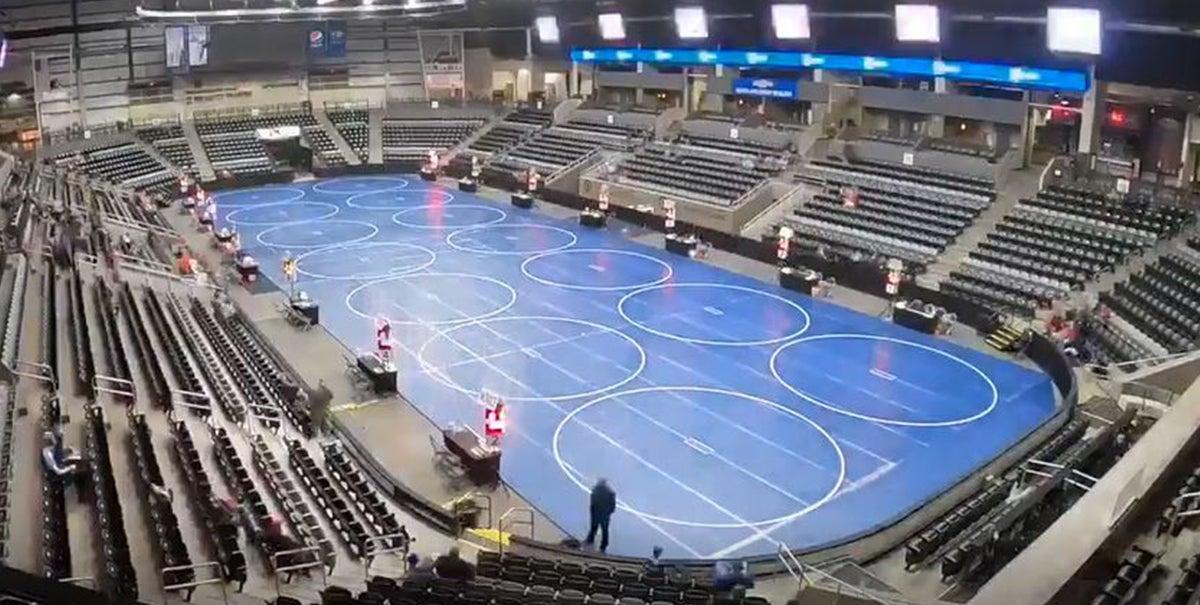 AAU 2021 Wrestling Winter Nationals