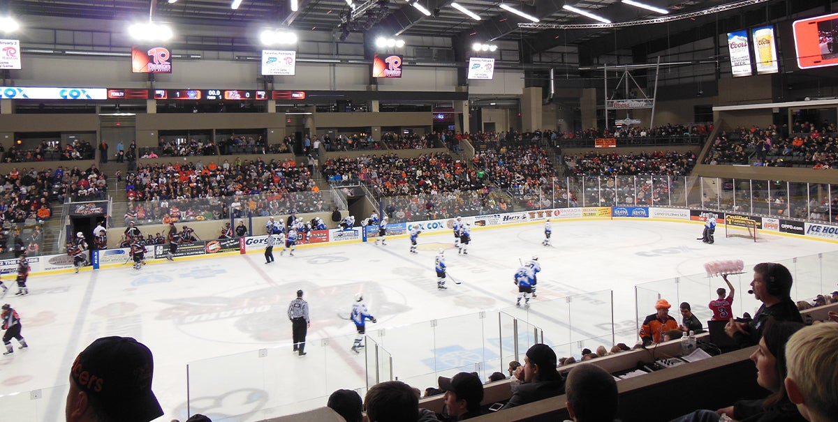 Omaha Lancers Hockey